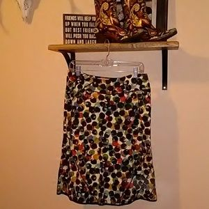 Sz 2 Anthropologie skirt
